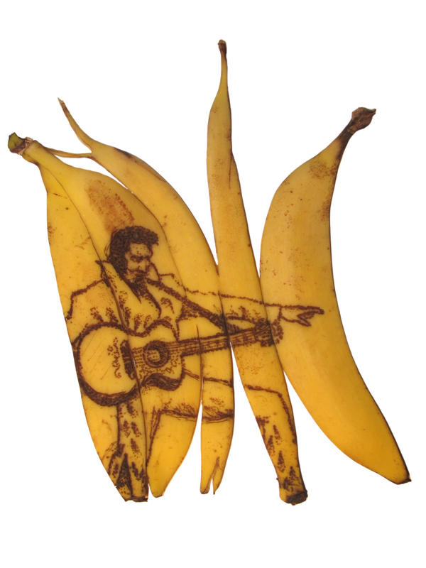 Elvis' Banana by MT-000