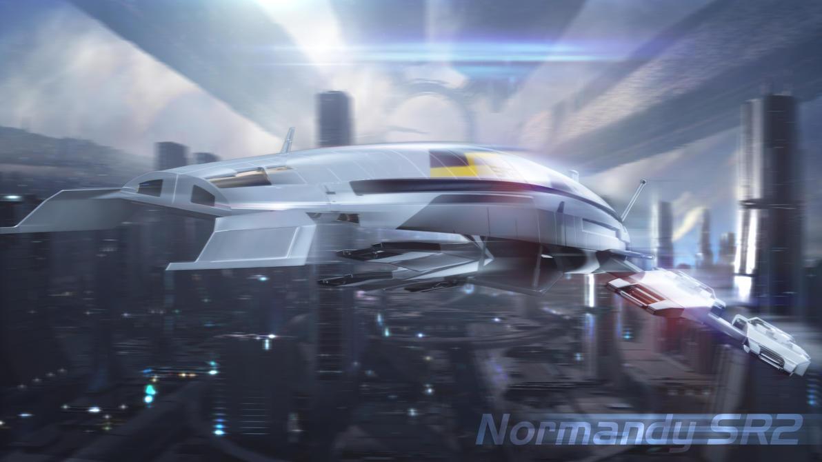 Normandy SR2 V2 by nico89-fx