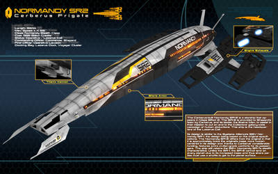 Normandy SR2 Infography 2.0