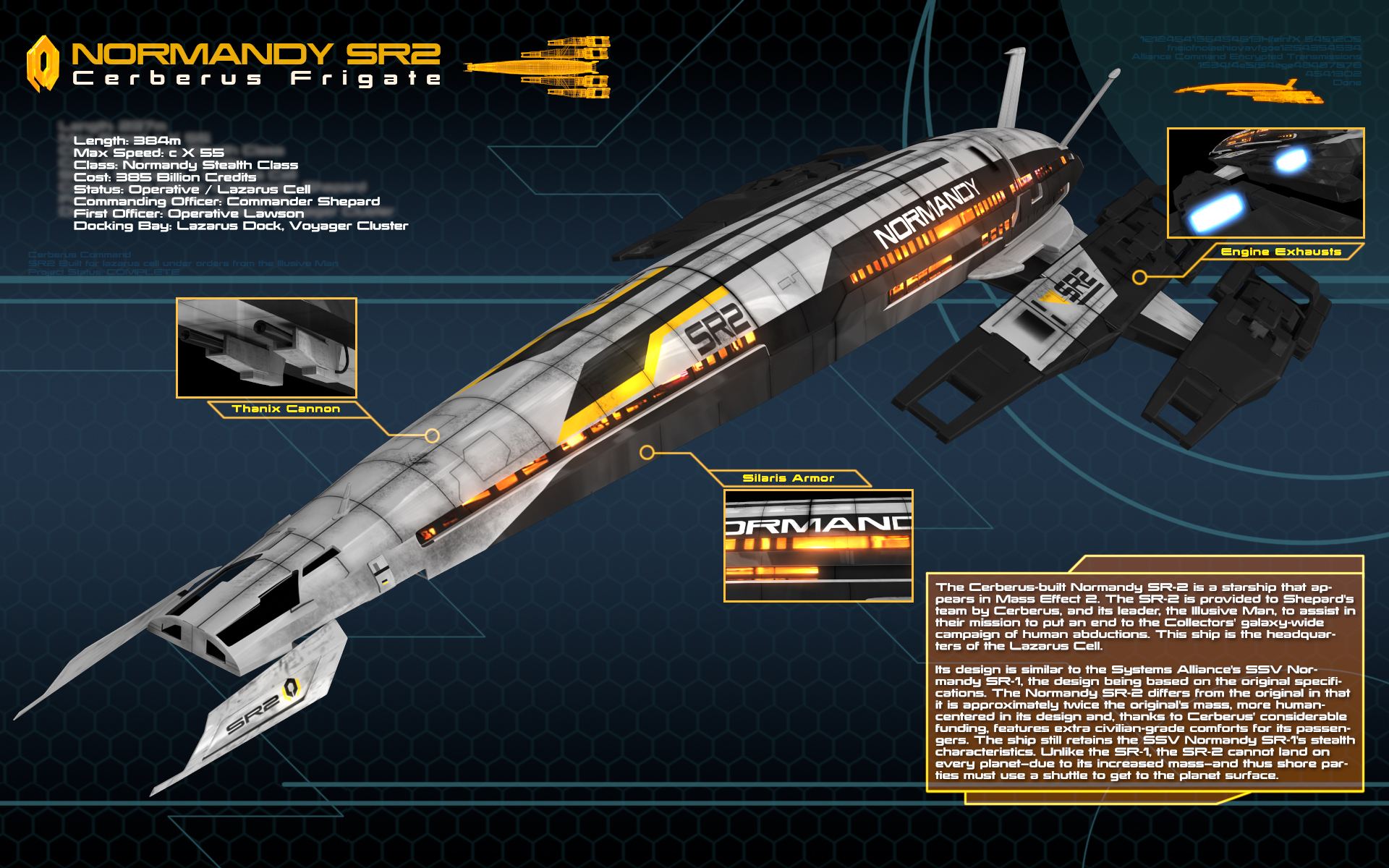 Ssv Normandy Sr 2 18 Ship Replica: Normandy SR2 Infography 2.0 By Nico89-fx On DeviantArt