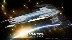 Normandy SR2 Wallpaper