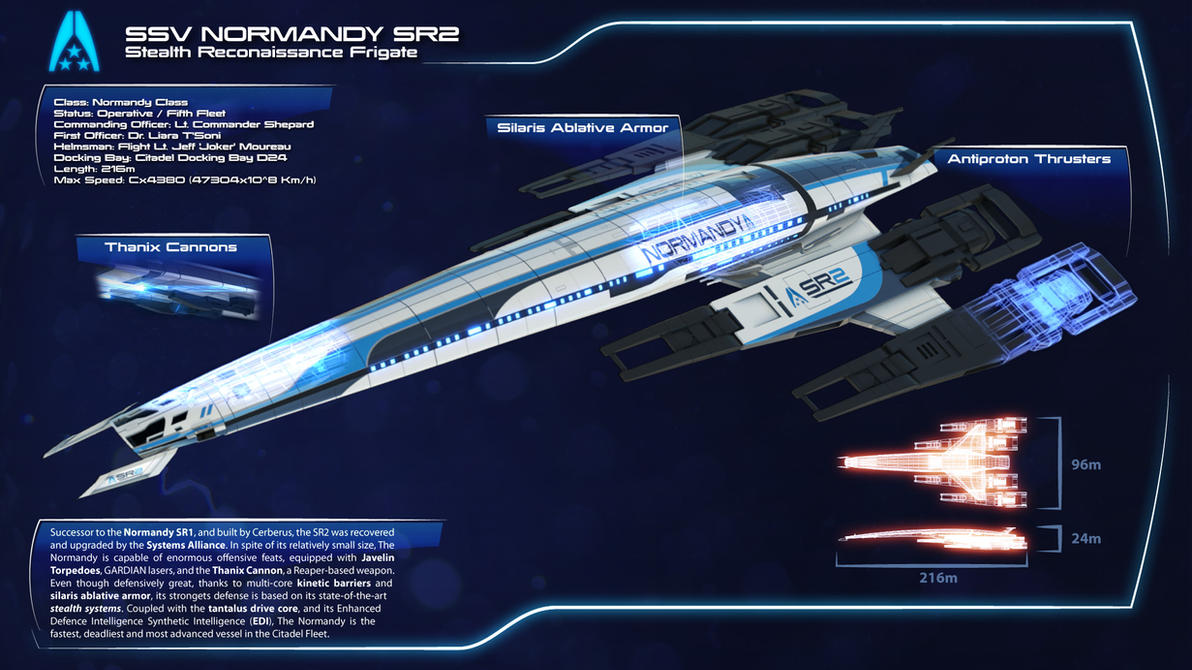 Ssv Normandy Sr 2 18 Ship Replica: Normandy Infographic WIP By Nico89-fx On DeviantArt