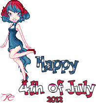 Happy 4th of July! by 0PinkCat0