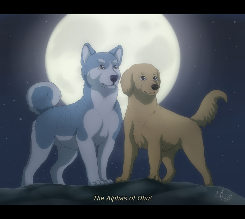 The Alphas of Ohu by Fainalotea