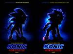 Sonic Movie Poster Redo