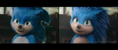 Sonic 2019 Edit by Fainalotea