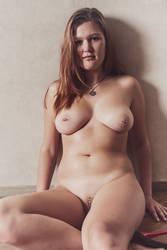 Nude in Heels III by Suitcasefotografie