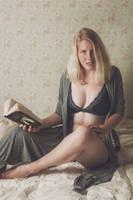 Reading by Suitcasefotografie