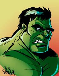 Hulk by Refs