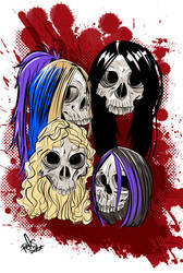 Mystica Girls by Refs