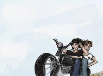 Motorcycle by fishbizkit