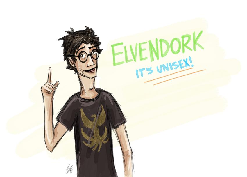 Elvendorkus by fishbizkit
