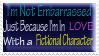 Fictional Love Stamp by Pranxtorr