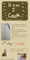 How I Color - Coloring Tutorial