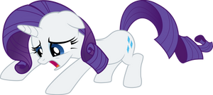 Rarity - I've Lost It! by SpaceKingofSpace