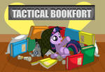 Tactical Bookfort