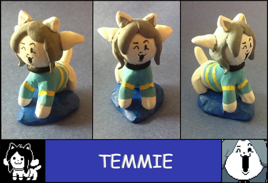 Lion Sculpts: hOI!!!! i'm tEMMIE!!!! by Lion-Oh-Day