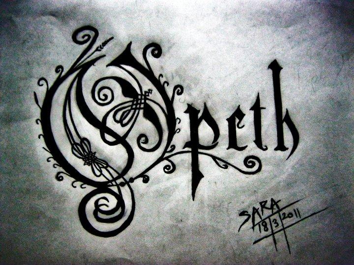 Opeth .......... by goth99