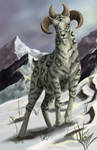 Wild Steppe-Ram