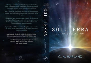 Sol.Terra Complete Collection (Full Cover) by C-A-Harland