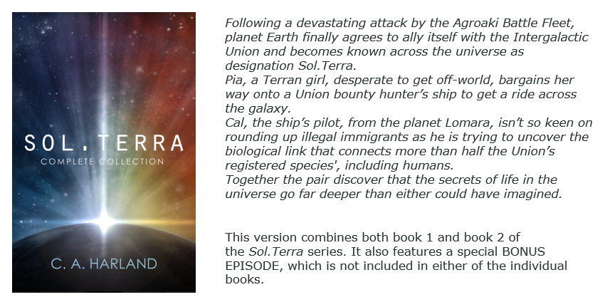Sol.terracc With Blurb by C-A-Harland