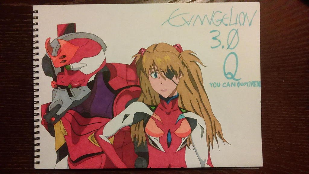 Asuka Langley Shinkinami by Senteras90