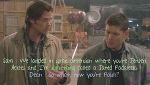 Supernatural - Season 6 funny