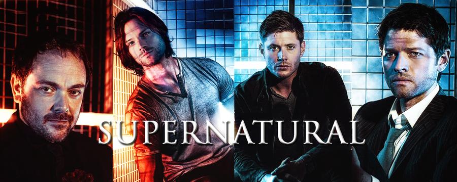 Supernatural team 009 by BaDBuNnYyY