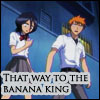 Icon Ichigo and Rukia 4 by Yiramy