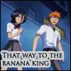 Icon Ichigo and Rukia 4 by Yiramy