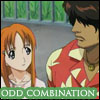 Icon Orihime and Chad 1 by Yiramy