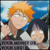 Icon Ichigo and Hanatarou 1 by Yiramy