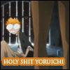Icon Yoruichi and Ichigo 1 by Yiramy