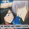 Icon Rukia and Gin 1 by Yiramy