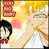 Icon Ichigo and Rukia 11 by Yiramy