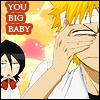 Icon Ichigo and Rukia 11 by Yiramy