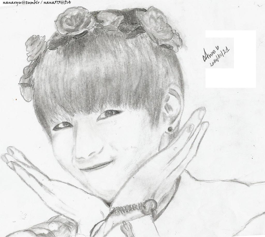 V \ Kim Taehyung By Nana575 On DeviantArt
