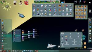 21 November 2015 winUAE Amiga OS 3.9 custom by carbhael