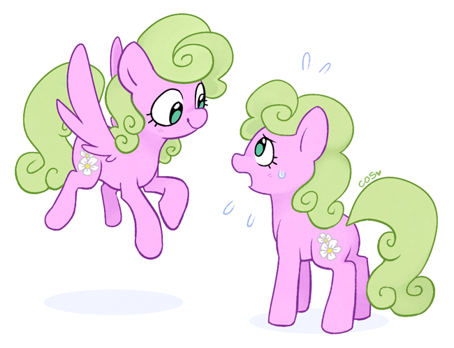 Flower Wishes by ponydreamdiary on DeviantArt Flower Wishes Mlp