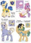 Fusion-ish ponies 3
