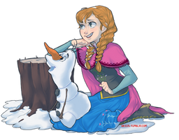 Frozen by qeius