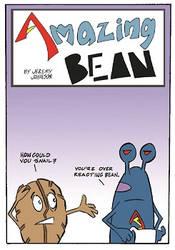 FREE COMIC!!! Amazing Bean Comic-Cartoon
