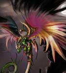 female dragon