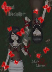 Crimson Twins by JessieDreadful
