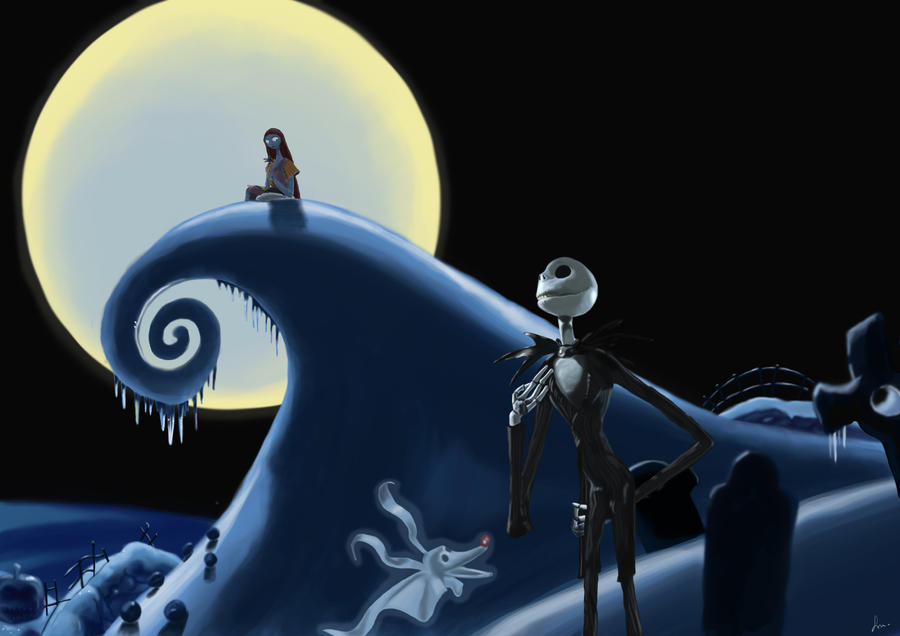 The Nightmare Before Christmas by Rammoth