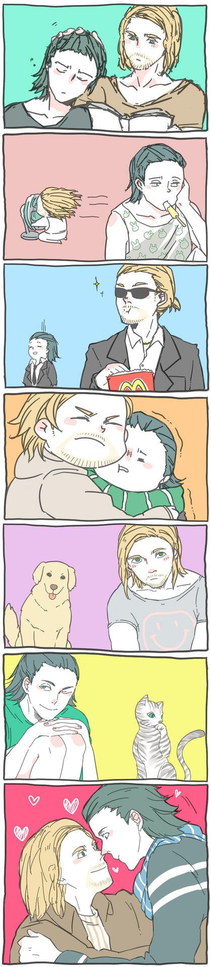 Still Thorki by hammer-in-my-pants