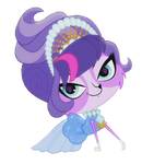 Lps Zoe's The Fire Hydrant Song Outfit Vector