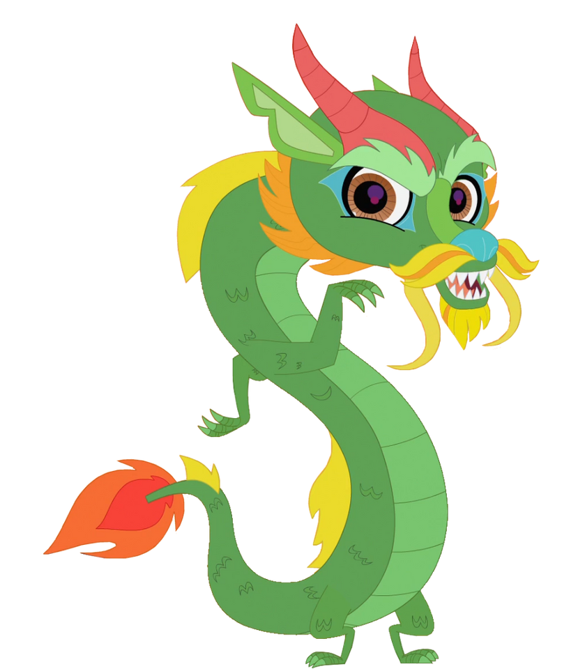 lps chinese dragon vector by varg45 on deviantart clip art dragons free clip art dragonfly outline only