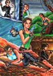 Lara Croft Tomb Raider by grim1978