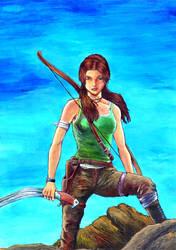 Tomb Raider Reborn by grim1978